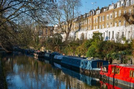 Regent's Canal in Islington