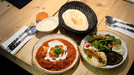 Tel Aviv has several great budget-friendly restaurants offering traditional Israeli dishes and more