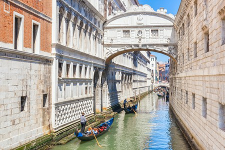 Get under the skin of beautiful, mysterious Venice by discovering its meandering pathways