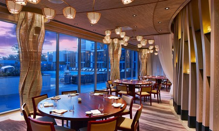 Head to Nobu for first-class Japanese food