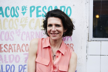 Chef Thomasina Miers champions sustainable food practices