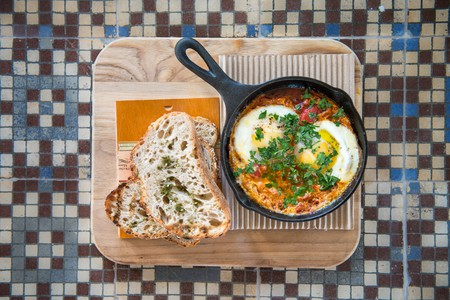27 Restaurant and Bar serves an array of Middle Eastern dishes