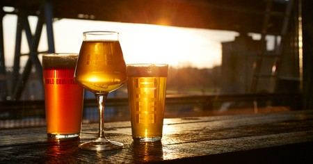 BRLO has 20 craft beers on tap and even more in bottles
