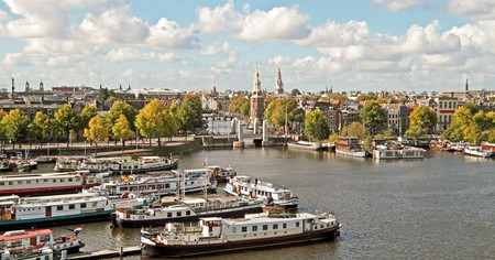 Scenic Amsterdam has a hostel to fit every traveller