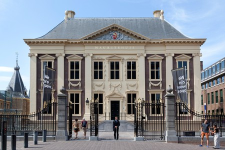 Mauritshuis museum in The Hague, Holland
