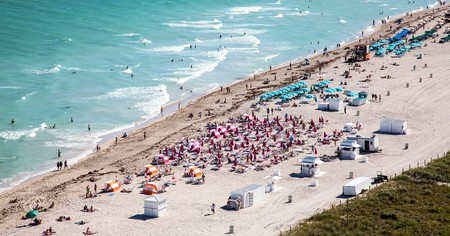 If luxury is what you're after, Miami Beach has plenty of high-end Airbnb accommodations