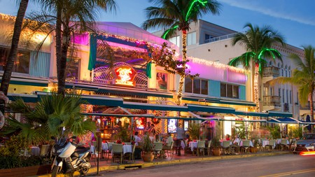 Miami is known for its vibrant nightlife scene