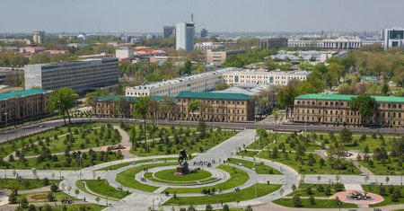 Tashkent is increasingly drawing the attention of international travellers