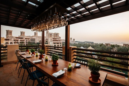 With sweeping views, folly by Nick and Scott is an unbeatable spot for sundowners