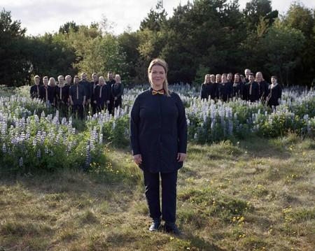 Hugrún Ósk Bjarnadóttir is the chair of the first and only LGBTQ choir in Iceland