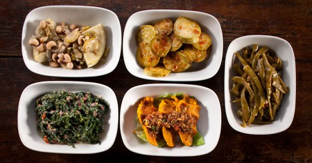 Vegetarian patrons are spoilt for choice at Zencefil
