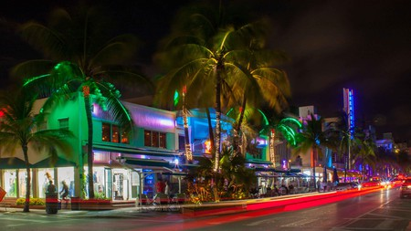 Miami's nightlife options are as diverse as the city itself