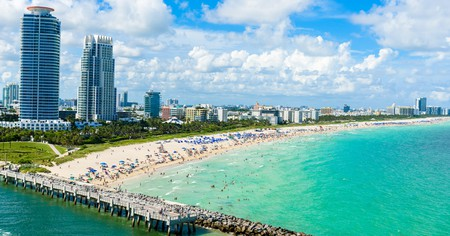 South Beach is the perfect escape from Miami Beach's city streets
