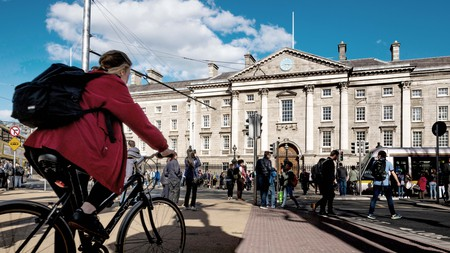 Ireland's oldest university, Trinity College Dublin