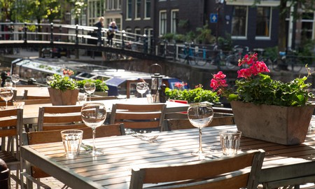 Amsterdam enjoys its share of excellent wine bars