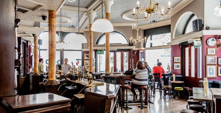 Covent Garden has many excellent gastropubs, including The Round House
