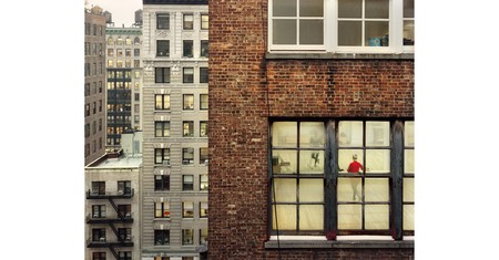 'Dance Studio', Chelsea, Manhattan, New York City, 2009; from the 'Out My Window' series