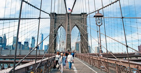 Explore New York with a walking tour