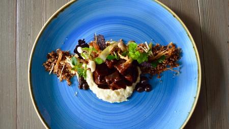 Kopps serves up visually stunning vegetarian dishes