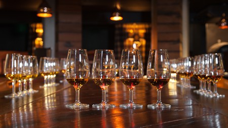 Indulge in a whisky tasting at Usquabae