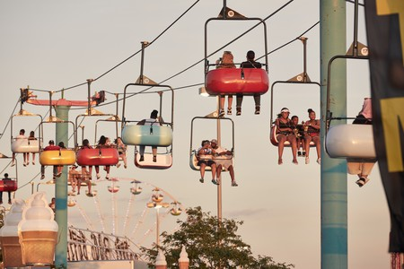 State fairs combine goofy fun, farm animals, fried food and nostalgia for an America that may never have existed