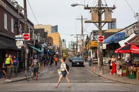 Taste global flavors in Toronto's Kensington Market neighborhood