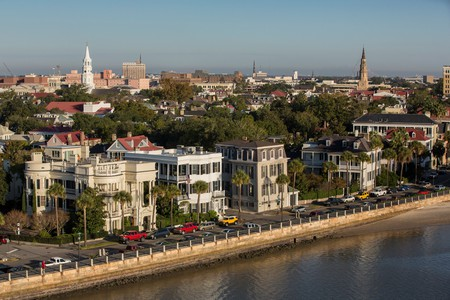 Charleston has inspired a number of literary works