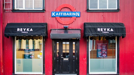 Reykjavik has a buzzing nightlife scene