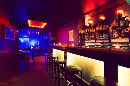 Interior of Bar BoBu