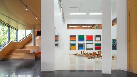 Melbourne's Lyon Housemuseum boasts a large collection of Australian contemporary art