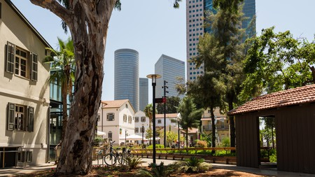 Tel Aviv is a great city to explore on foot