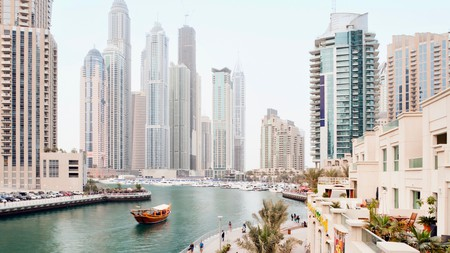 Dubai has no shortage of good restaurants