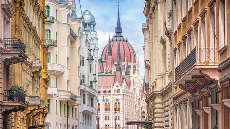 Find out why Hungary's capital is fast becoming one of the world's hottest filming locations