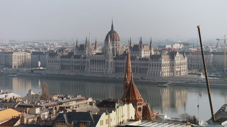 The Hungarian Parliament is among Budapest's most iconic architectural wonders