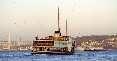 Discovering Istanbul by water is a refreshing way to take in its sights