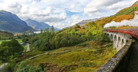 The West Highland Line offers one of the most scenic rail journeys in the world