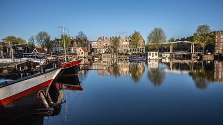 Amsterdam is brimming with attractions, including its famous canals