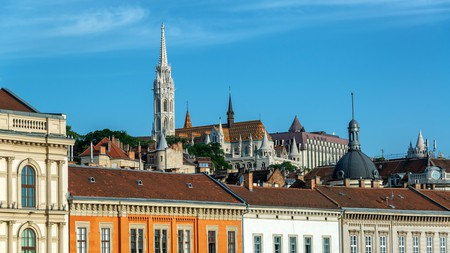 Explore Matthias Church and Fisherman's Bastion in Budapest