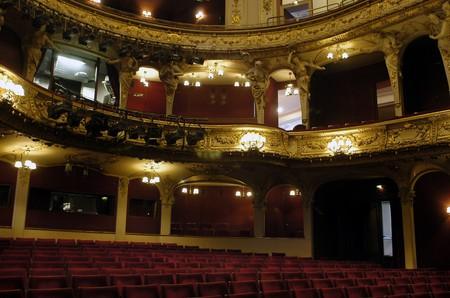 The Berliner Ensemble theatre was the site of Bertolt Brecht's breakthrough
