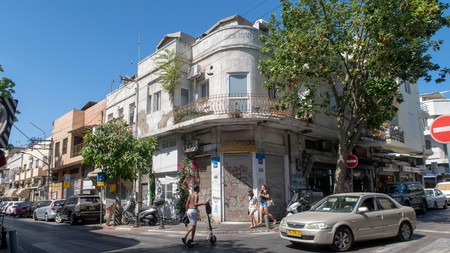 The Florentin neighbourhood is a vibrant destination