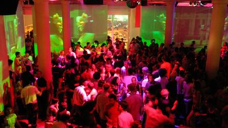 Party at Lisbon's LuxFrágil