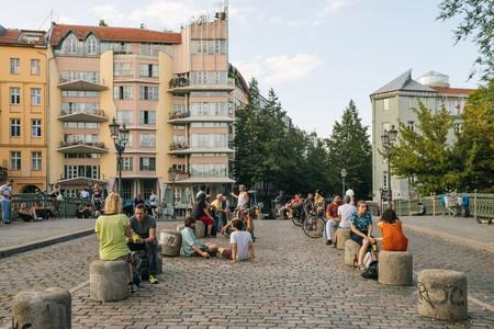 Turkish cuisine can be enjoyed in the Kreuzberg neighbourhood
