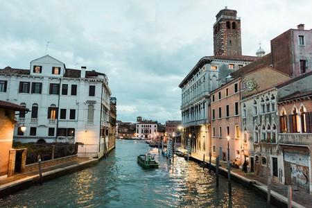 As the sun falls in Venice, go in search of some pre-dinner cicchetti