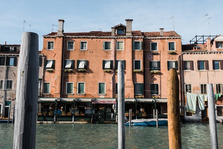 Venice's towering palazzos and quaint restaurants provide the perfect weekend getaway