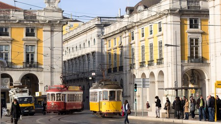 Lisbon has accommodation options of all sorts, including boutique hotels
