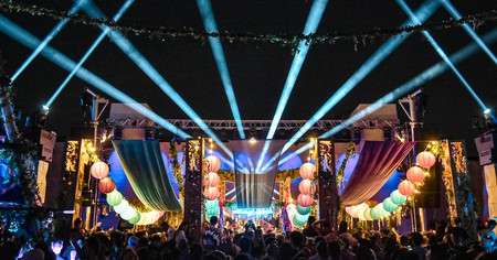 The wellness and music worlds collide at Lee Burridge's All Day I Dream dance parties