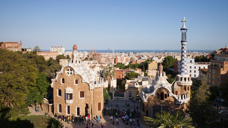 Barcelona has its fair share of luxury hotels