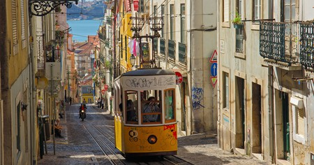 Lisbon's Bairro Alto is a trendy area with accommodation options to suit all budgets