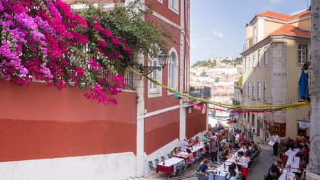 Bars and clubs come in all shapes and sizes in Lisbon's Barrio Alto