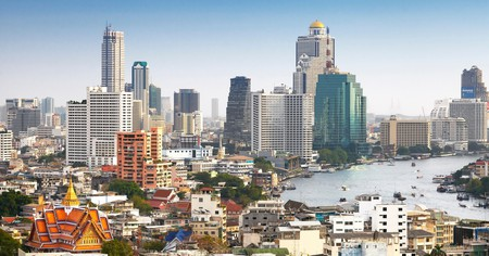 Bangkok is a city teeming with accommodation options